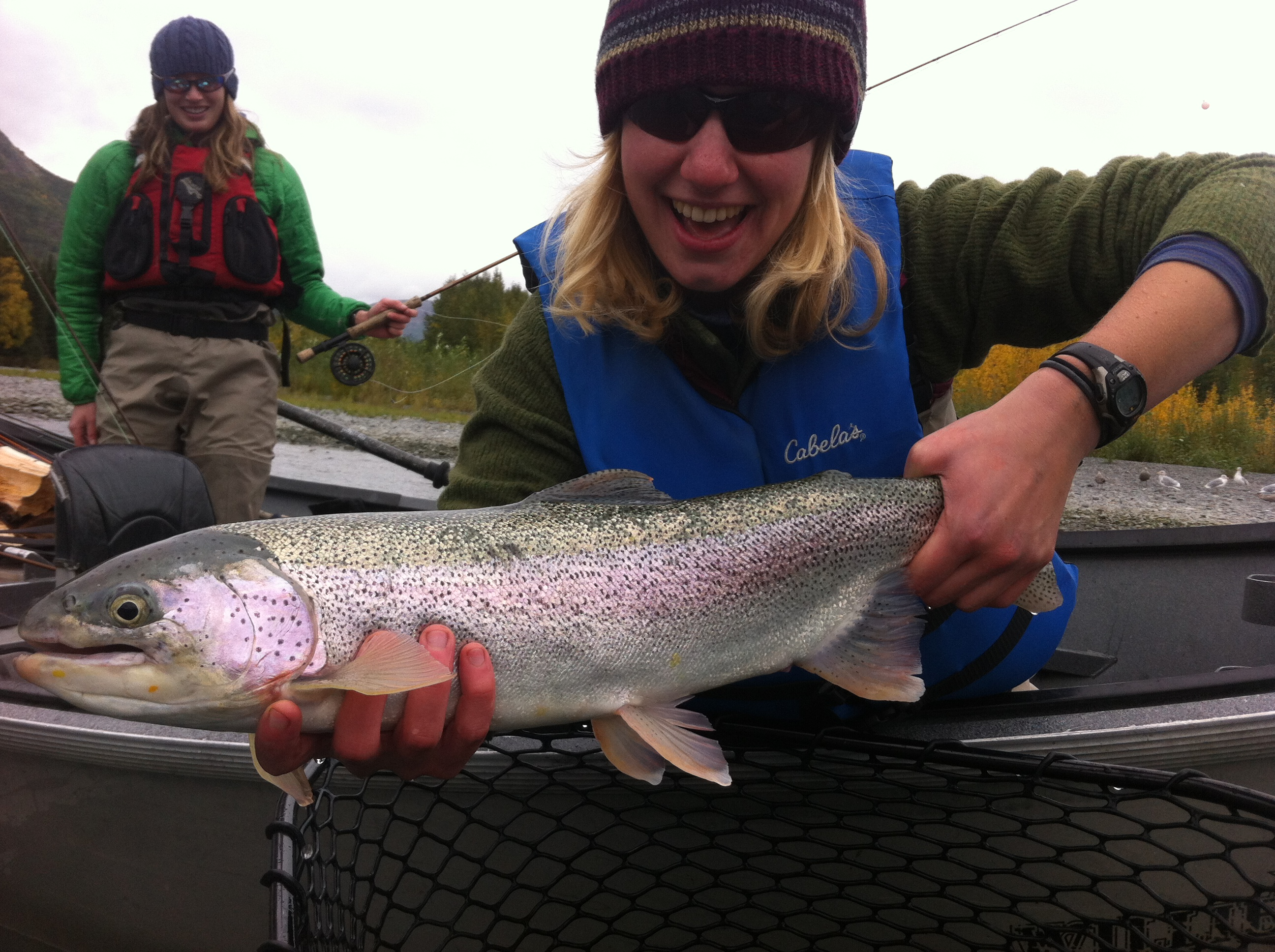 Kenai river fishing pictures kenai river trout anglers for Cooper landing fishing guides