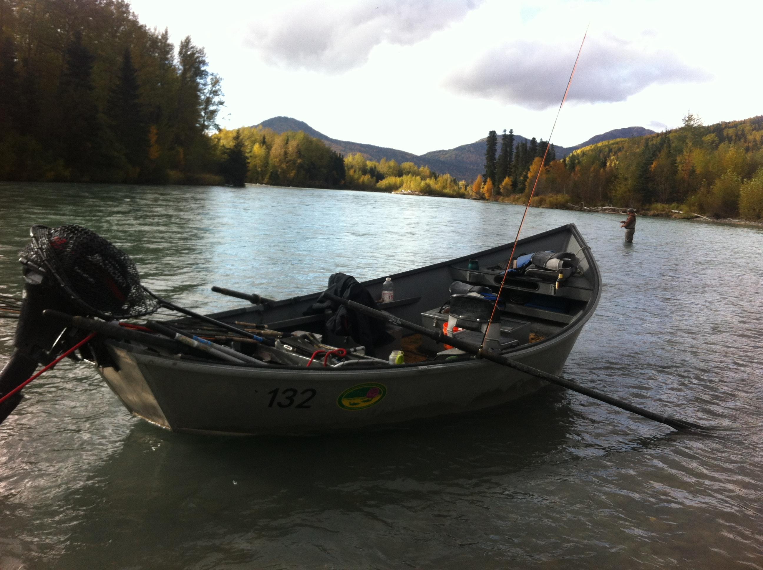 Kenai river fishing pictures kenai river trout anglers for Cooper landing fishing