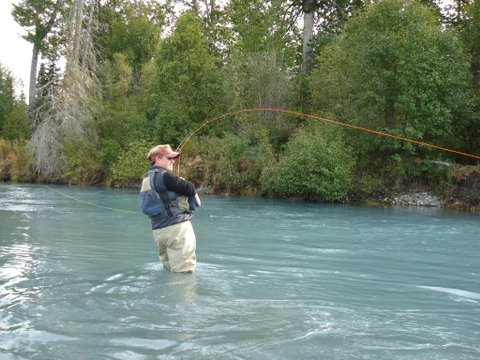 Upper kenai river cooper landing fishing guide trout for Cooper landing fishing guides